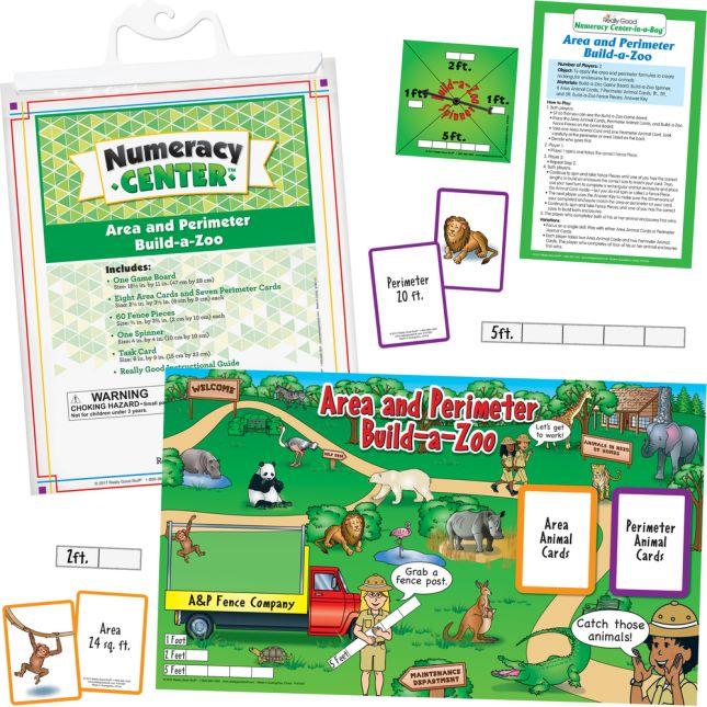 Numeracy Centers™ - Grades 3-5
