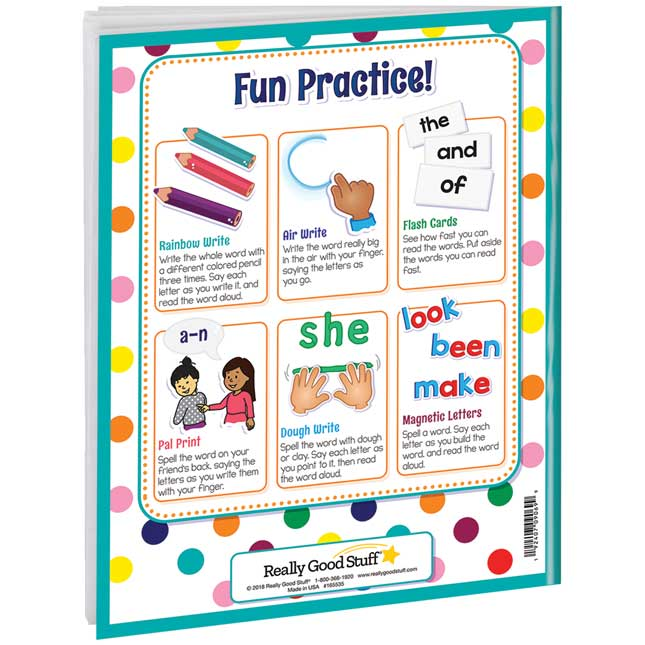 My Sight Word Journals Kit