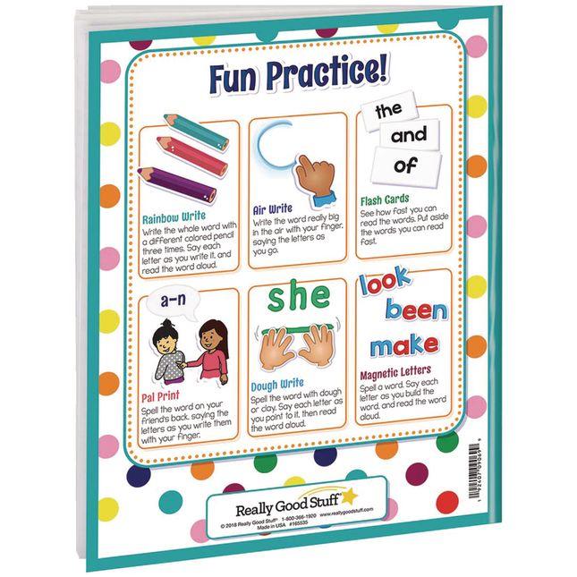 My Sight Word Journals Kit - 24 journals