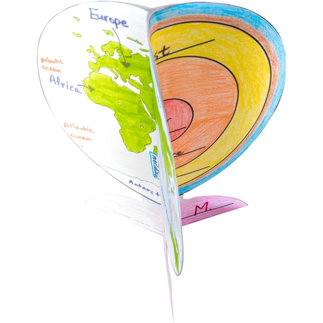 Ready-To-Decorate® 3-D Globes