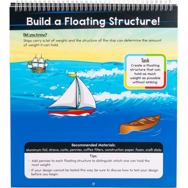 STEM Challenge Flip Chart