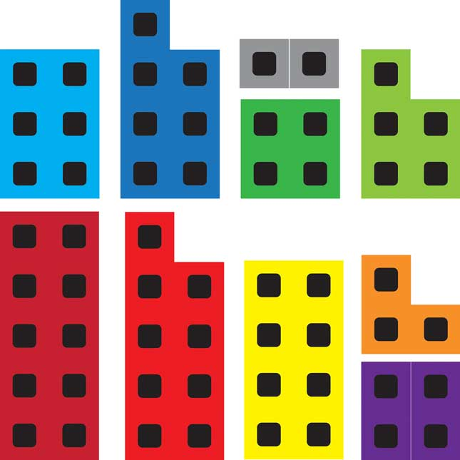 Number Composing Tiles