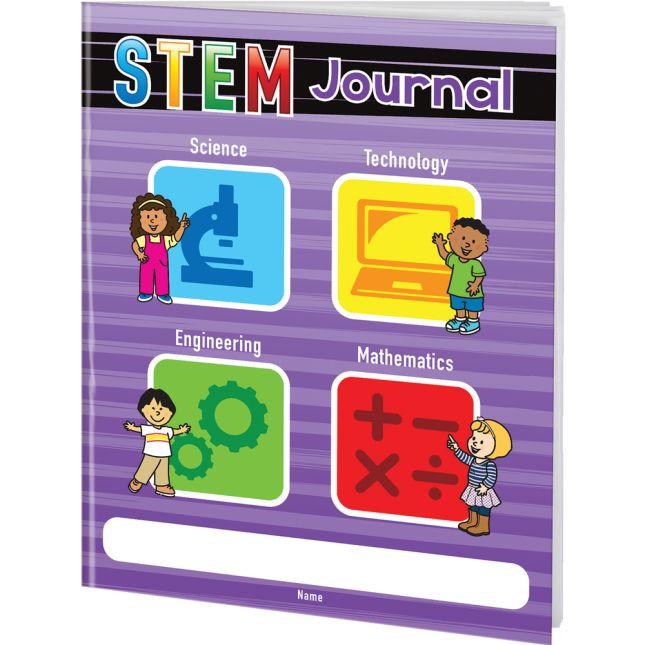 STEM Journals – Grades K–1 - 12 journals_0