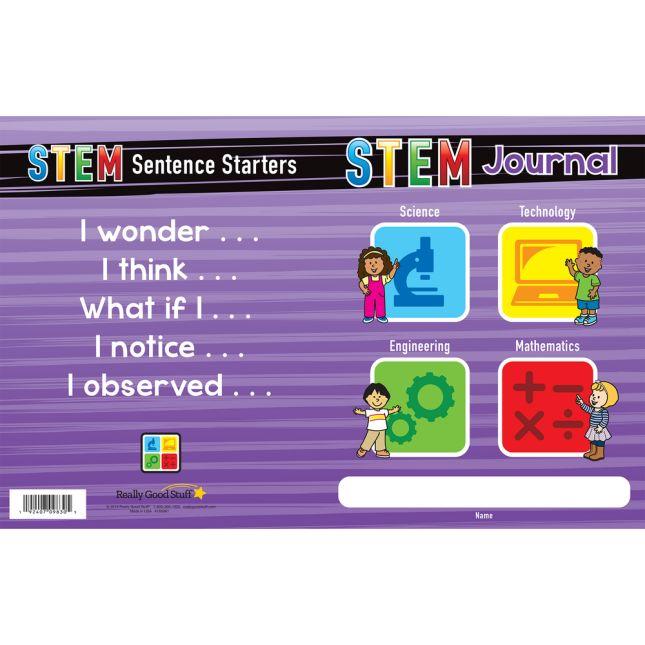 STEM Journals – Grades K–1 - 12 journals_1