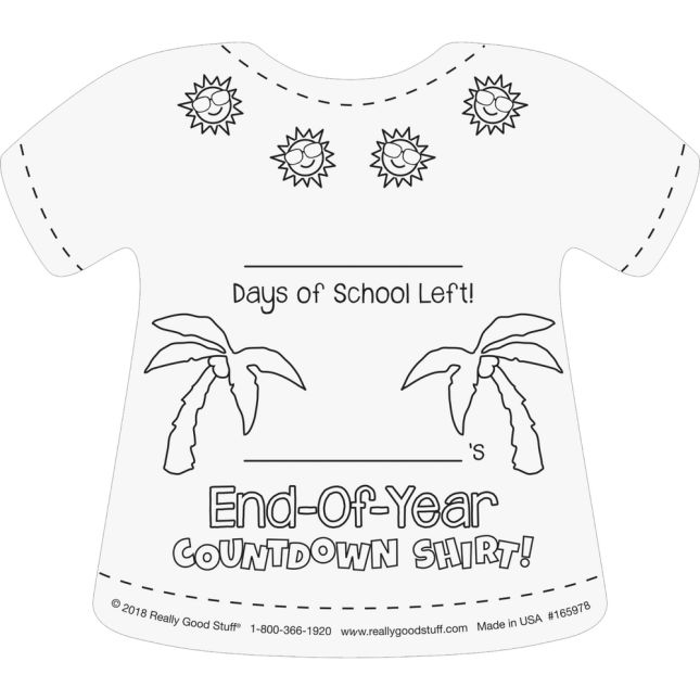 End-Of-Year Countdown Bulletin Board Kit