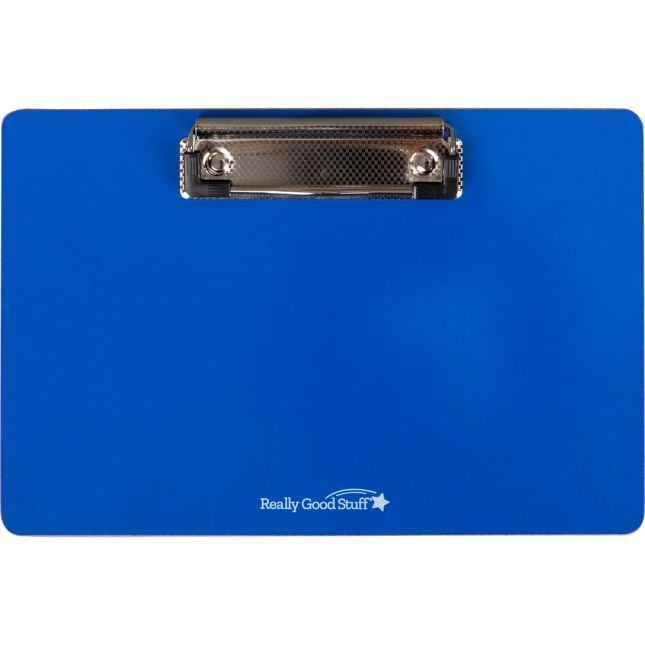Mini Clipboards - Set Of 6 - Blue