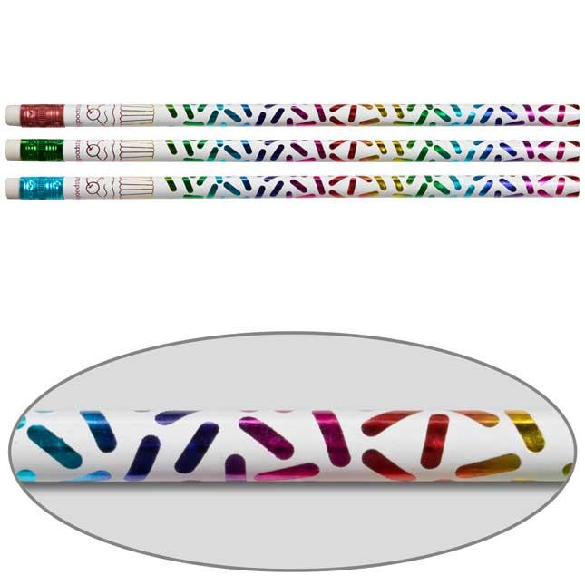Cupcake Birthday Pencils - 12 pencils