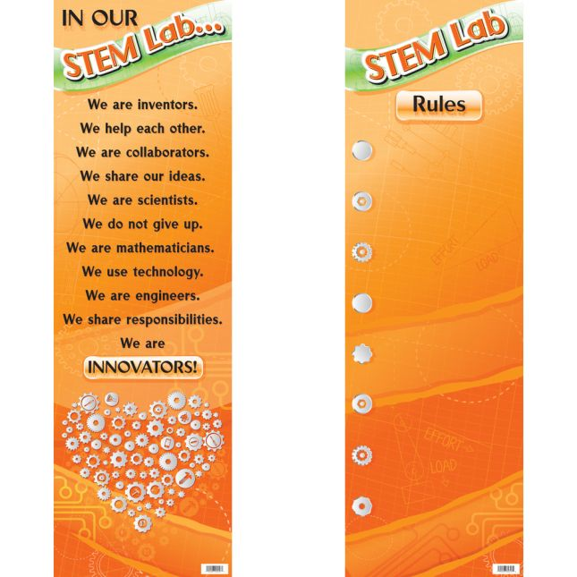 In Our Makerspace/STEM Lab Banner Set