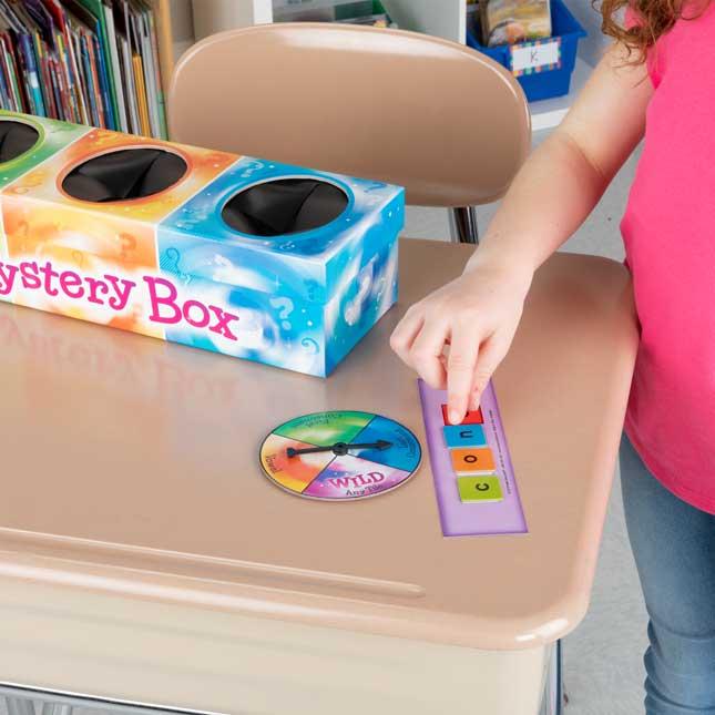 Silent 'e' Mystery Box Game