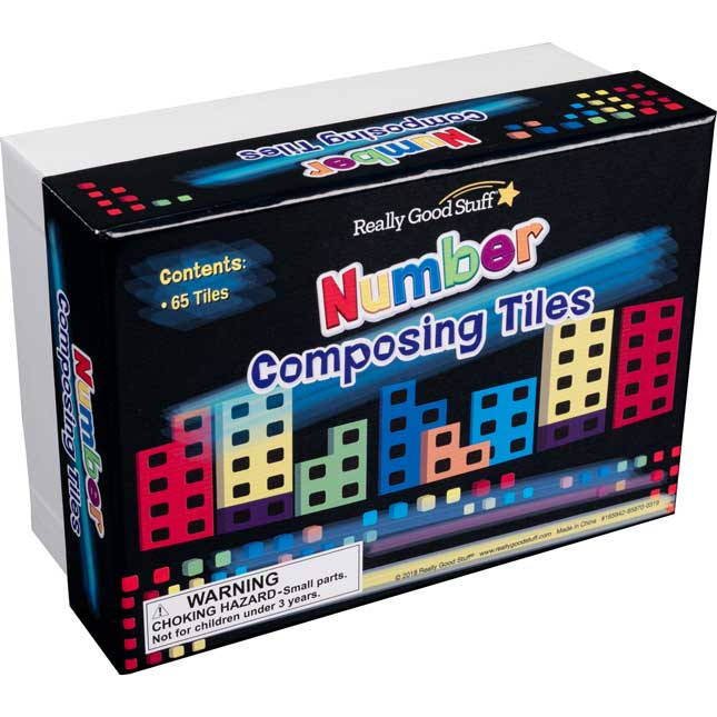 Number Composing Tile Kit