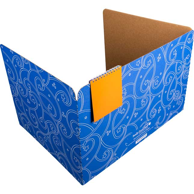 Privacy Shield Color-Code Flippers - 12 flip books
