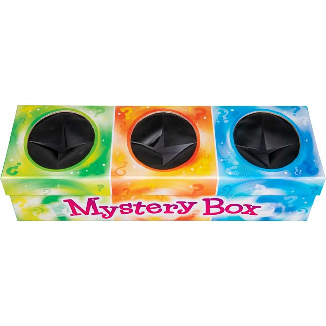 Addition And Subtraction Mystery Box Game