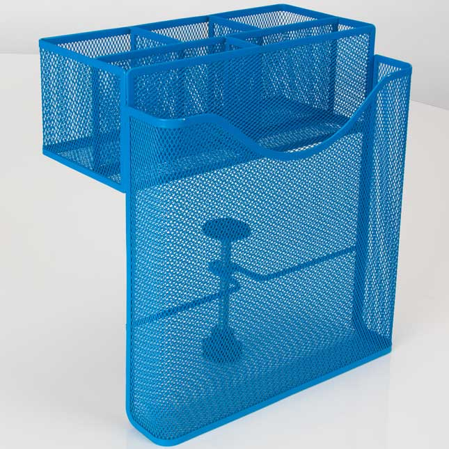 EZClamp Table Organizer™ - Blue