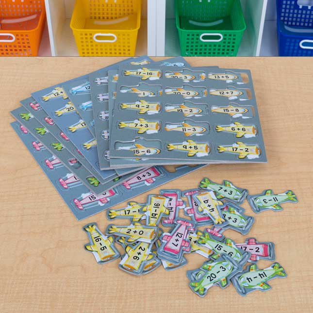 Find-A-Spot Addition And Subtraction Through 20 Game - 1 game_7