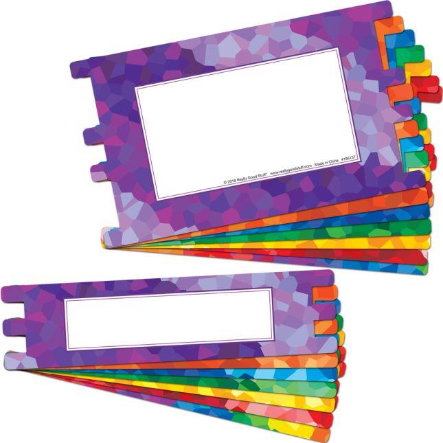 Decorative Pop-In Panels - 6 Colors
