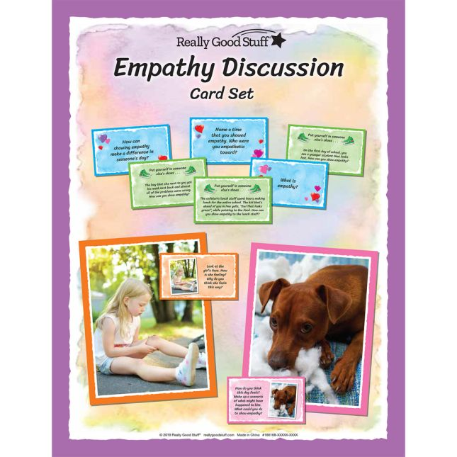 Empathy Discussion Card Set_4