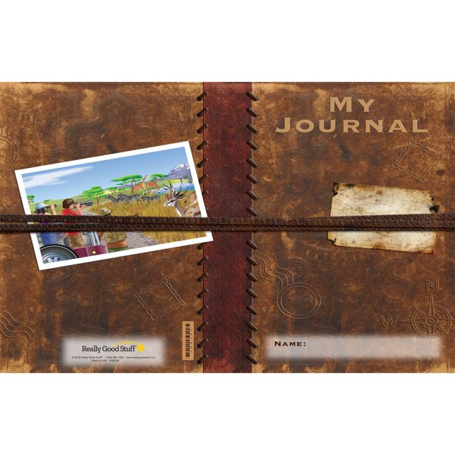 Capture The Adventure! Journals - 12 journals