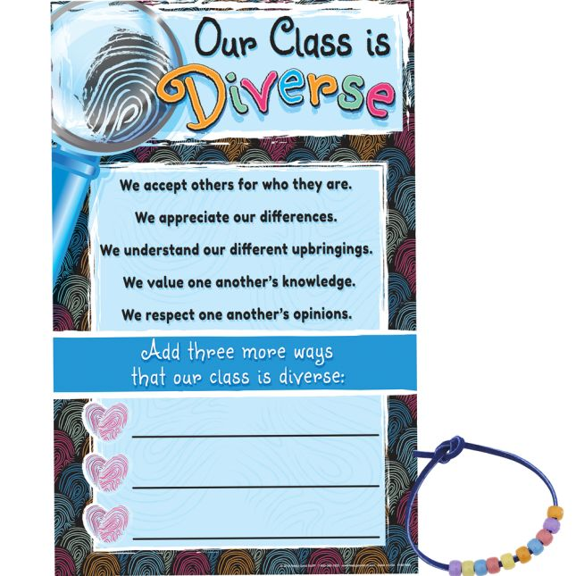 Diversity Poster Set With UV Color-Changing Beads_0