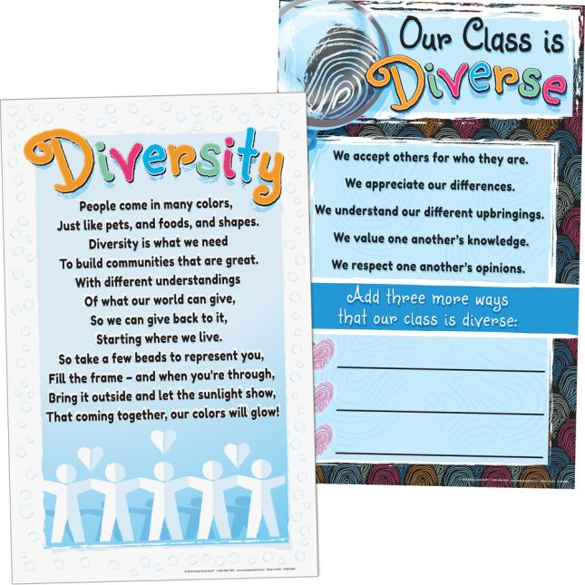 Diversity Poster Set With UV Color-Changing Beads_1