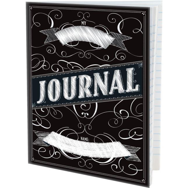Intermediate Chalkboard-Style Journals