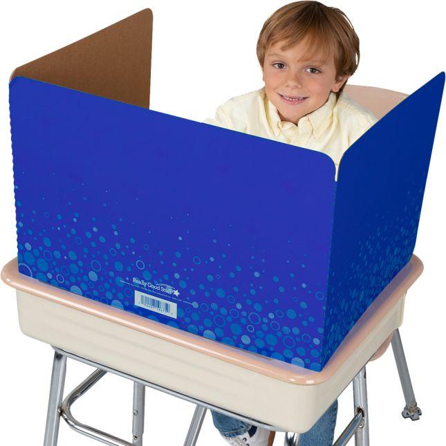 Large Fizz! Privacy Shields™ – Set Of 12 – 6 Group Colors – Matte