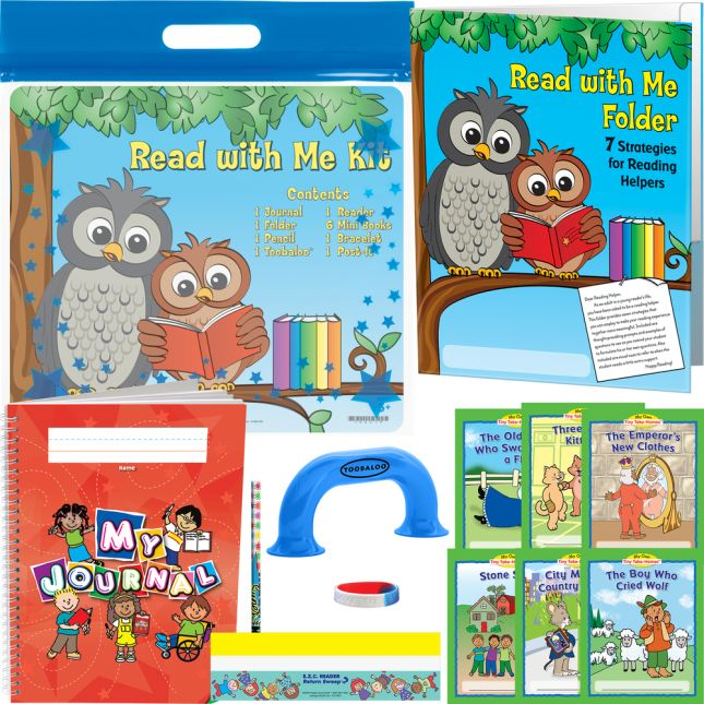 Read With Me Kit - Grades K-2