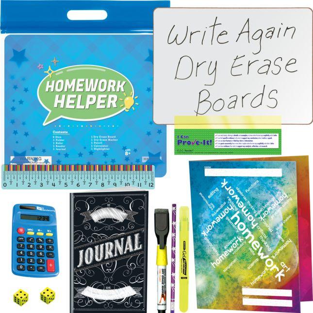 Homework Helper Pack - Intermediate