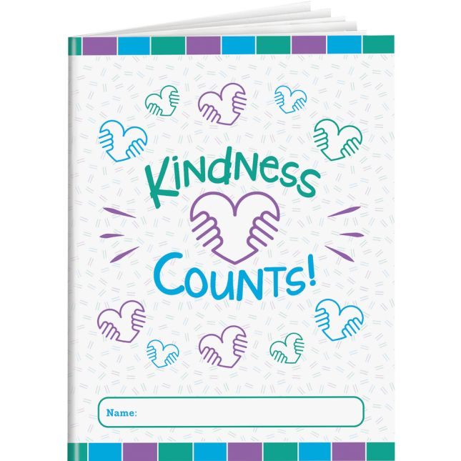 Kindness Counts Journals
