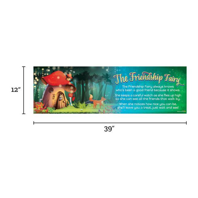 Friendship Fairy Banner - 1 banner
