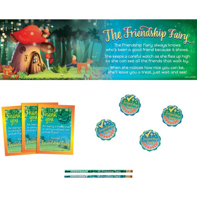 Friendship Fairy Classroom Kit - 1 multi-item kit