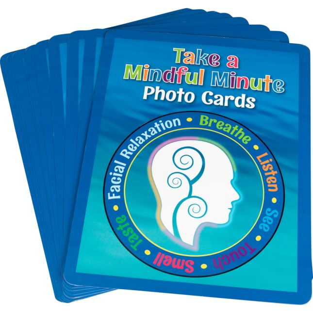Take A Mindful Minute Photo Cards