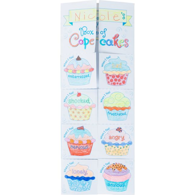 Ready-To-Decorate® Copecakes Posters