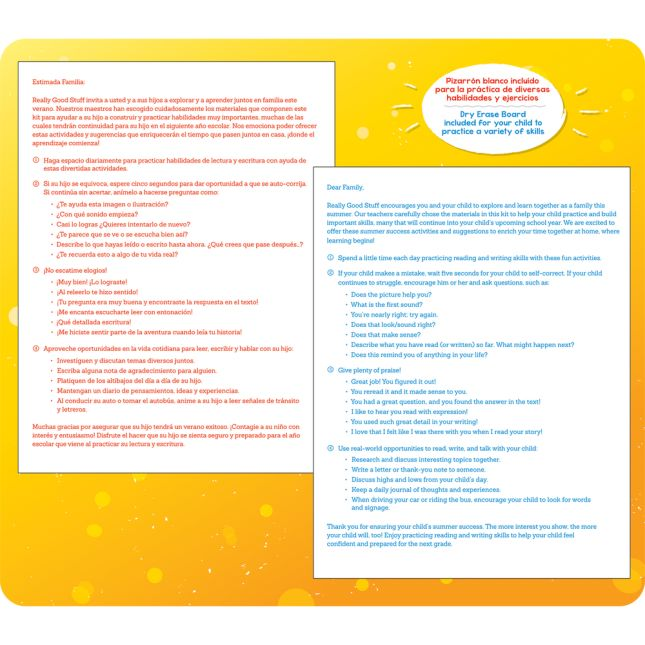 Kit de Verano Exitoso - Listo para grado 2 (Summer Success Kit - SLA - Second Grade Readiness) - 1 multi-item kit