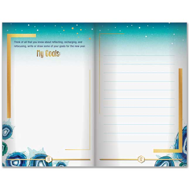 Reflect, Recharge and Refocus Booklets