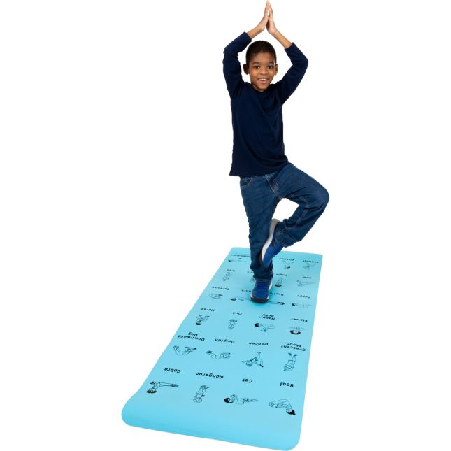Children's Yoga Mat - 1 mat