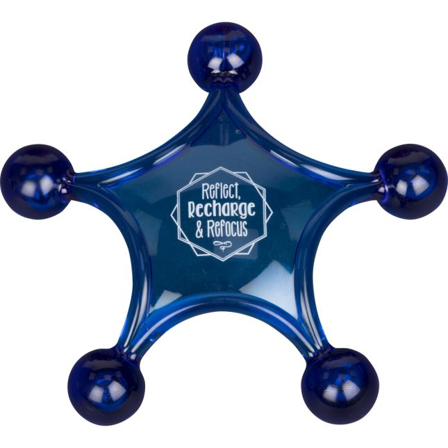 Reflect, Recharge and Refocus Star Massager