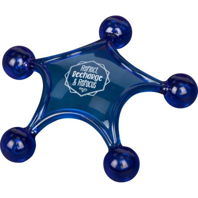 Reflect, Recharge and Refocus Star Massager - 1 massager