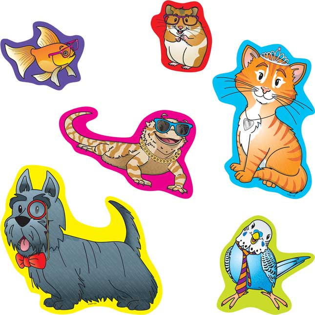 Dressed Pets - EZ Stick™ Decals