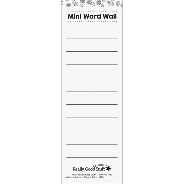Strategies For Reading Bookmarks