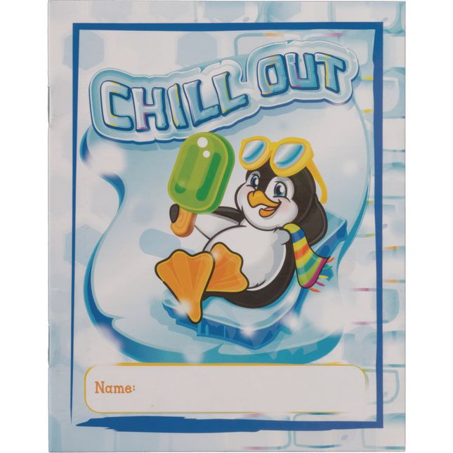 Chill Out Mini Notebooks - 36 mini notebooks