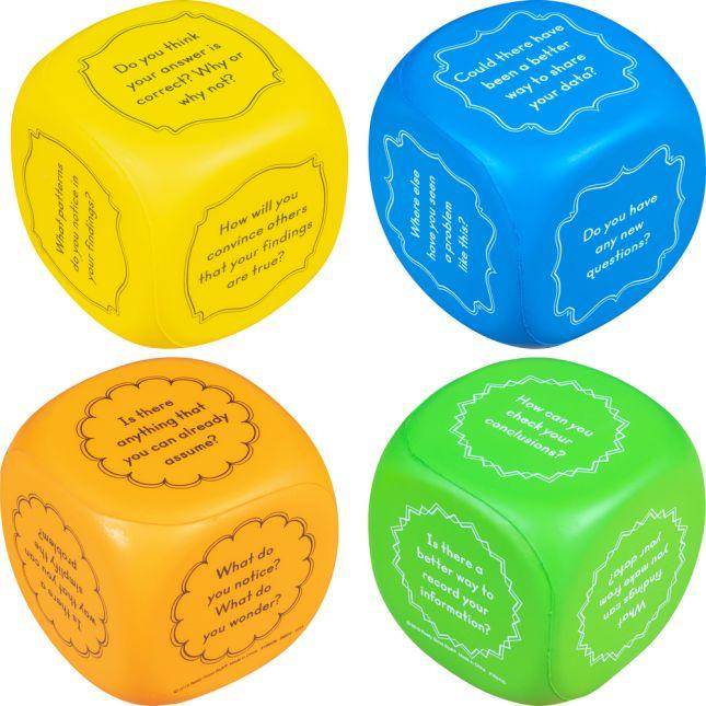 Intermediate Science Inquiry Cubes – 4-Pack_0