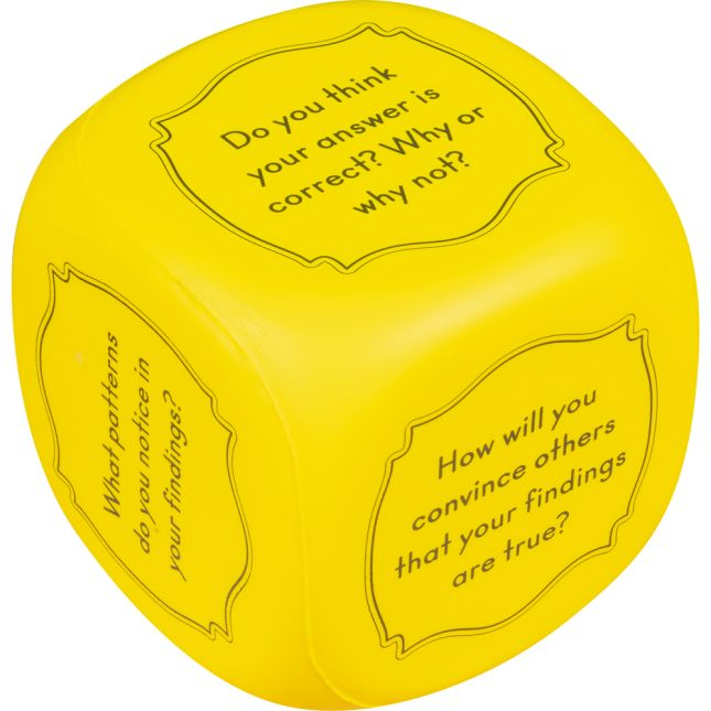 Intermediate Science Inquiry Cubes – 4-Pack