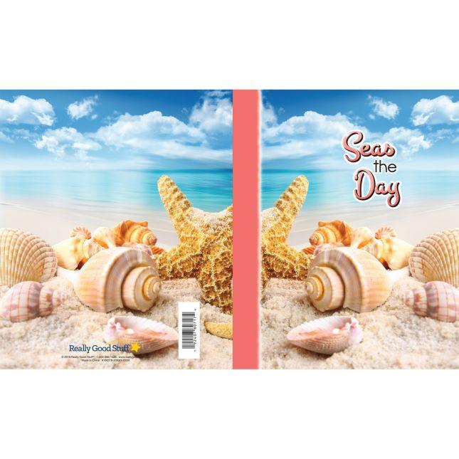Let's Shell-ebrate 'Seas' The Day Teacher Journal - 1 journal_2