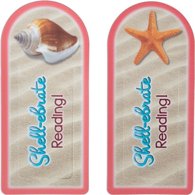 Let's Shell-ebrate Bookmarks