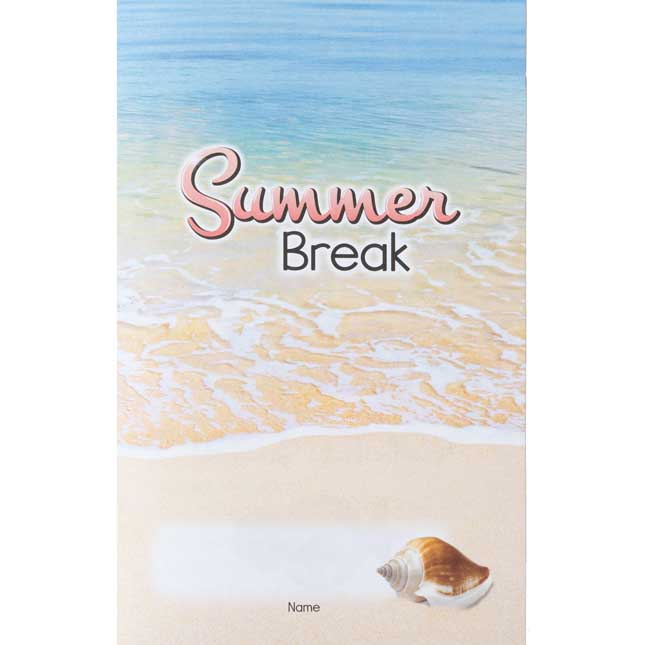 Let's Shell-ebrate Summer Writing Booklets