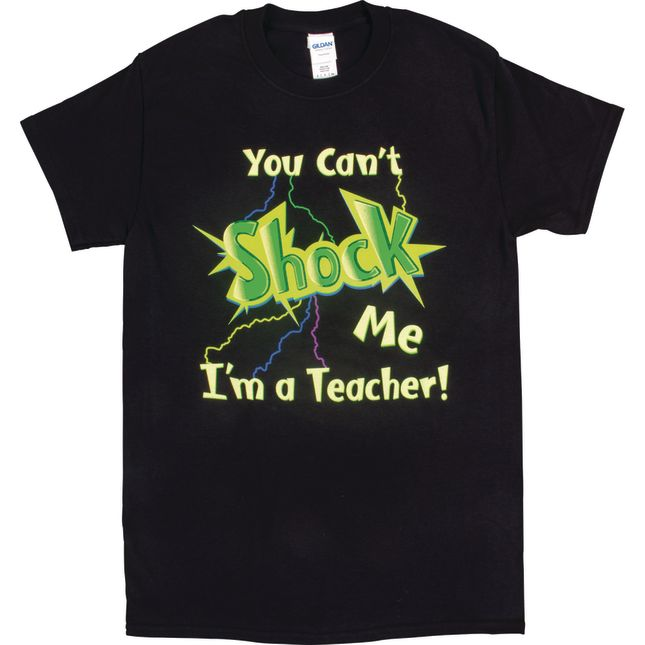 Shocking Halloween T-Shirt