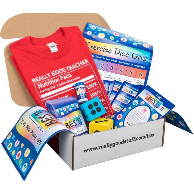 My Best Self Kit - 1 multi-item kit