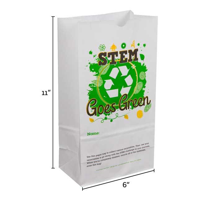 Go Green Paper Bags
