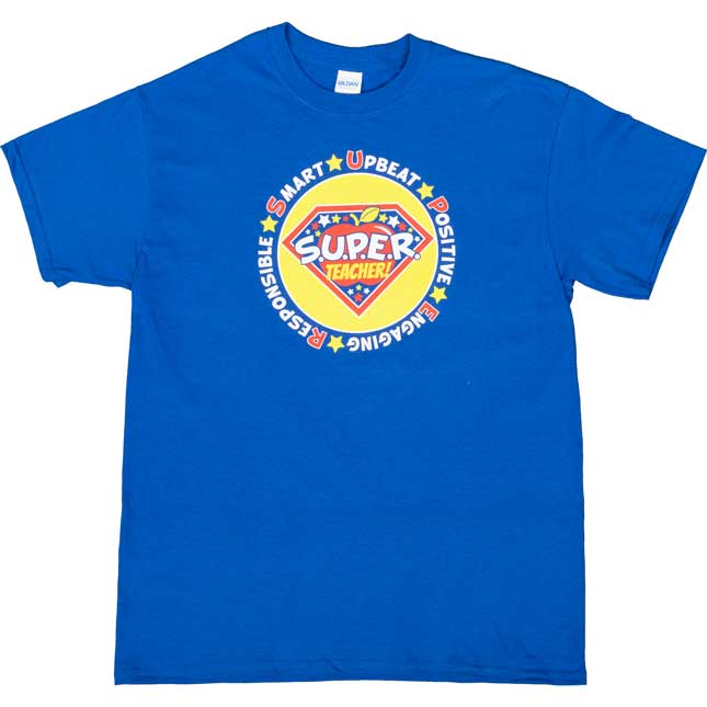 Unleash Your Superpowers T-Shirt - XX Large