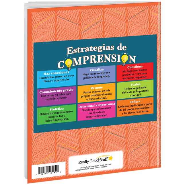 Activities For Spanish Reading Comprehension Journals (Actividades de comprensión lectora)